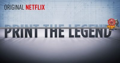Série da netflix Print The Legend