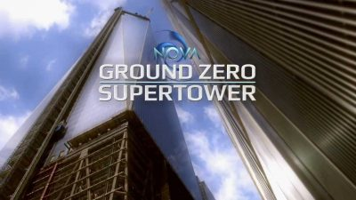 Série da Netflix NOVA: Ground Zero Supertower