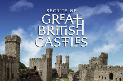 Serie da netflix Secrets of great british castles